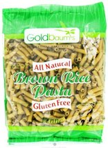 GOLDBAUM'S Gluten Free Brown Rice PENNE Pasta, 16-Ounce Packages (Pack of 12) - $66.42