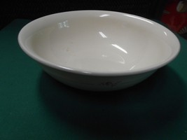 "Beautiful Collectible Pfaltzgraff ""Trousseau"" Large Salad / Veggie Serving Bowl - $8.72"