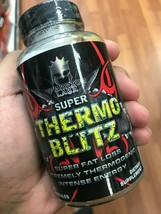 Warrior Labz Super Thermo Blitz Ultra Thermogenic Premium Fat Burner 90 ... - $53.99