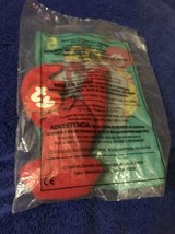"Ty TEENIE 3"" Beanie Babies 1998  #5  Pinchers Red Lobster w/ Tag Excellent NIP - $0.95"
