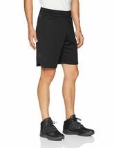 NEW adidas Men's Basketball Accelerate 3 Stripes Short, Black/Black Large DM6990 - $25.42