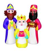 Occasions Airblown 5.5' Three Kings Christmas Inflatable - $62.95