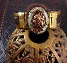Vintage Art Nouveau Bracelet mucha Vintage Art Nouveau Bracelet - mucha ... - $235.00