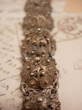 OLD medieval Spiked Bracelet Very gothic and medieval - $125.00