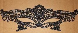 Venetian Goddess Masquerade Mask  High Fashion Macrame Lace mask mk22 - $10.00