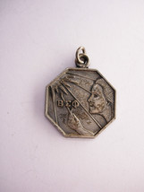 Vintage Beta  Epsilon Phi Fraternal Pendant Badge - $15.00