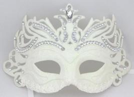 Venetian Goddess Masquerade Mask with High Fashion crystal mk31 - $19.99