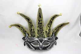 Venetian Goddess Masquerade Mask jester mask mk39 - $29.99