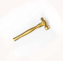 Copper Ball Peen Hammer Tie Clip Vintage Ball Pien Extra Large Birthday ... - $65.00