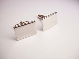 Vintage Signet Cufflinks  Wedding Groom Father of the Bride Groomsman Sp... - $25.00