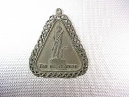 Bronze America's Bicentennial Pendant Vintage 1776-1976 A-B Back the Min... - $65.00