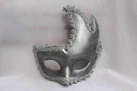 Venetian Goddess Masquerade Mask Fashion Lace  Diamonds Hallowmas mask mk70 - $14.99