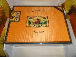 Elie Bleu Alba Orange  Sycamore Humidor 200 Ct - $4,900.00