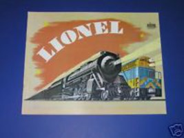 1969  LIONEL TRAIN CATALOG MINT! - $5.00