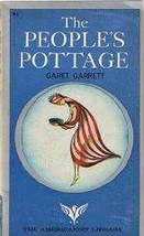 People's Pottage [Mass Market Paperback] by Garet Garrett - $12.82
