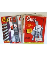 28 Guns Hunting Shooting Adventure magazines 1955 1956 1957 1958 back is... - $38.00
