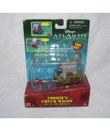Disney ATLANTIS The Lost Empire COOKIE'S CHUCK WAGON from 2000 - $14.96