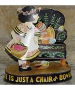 "1998 Mary Engelbreit  ""Just A Chair of Bowlies""... - $25.00"