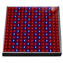 225 LED Hydroponic Plant Grow Light Panel 14w Dual-BAND Blue Red Yield B... - $25.79