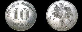 1939 French Indochina 20 Cent World Coin - Vietnam - $11.99
