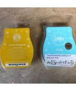 Coconut Lemongrass & Clarity Scentsy Wax Cubes Lot - $24.99