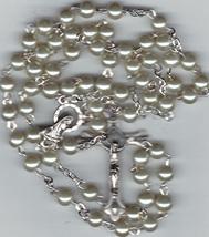 Rosary   pearl white bead pp5 thumb200