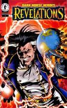 Dark Horse Heroes Revelations #1 Promo Ashcan Comic Book NEW - 1995 - $3.50