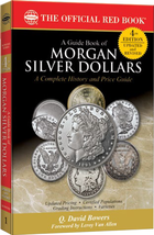 Guide Book of Morgan Silver Dollars-Red Book 4th Edition - $19.99