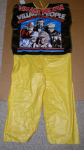 Village People Halloween Costume Vintage 1979 Child's - $24.99