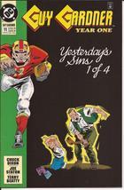 DC Guy Gardner #11 Year One Yesterday's Sins 1 of 4 Action Adventure Mys... - $2.25