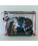 Disney Villains Princess Good Evil Makeup Bag Queen Aurora Sleeping Beau... - $15.77