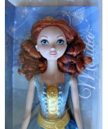 "Disney Princess Merida 12"" Doll Sparkling Princess Toy Movie Brave Red H... - $9.89"