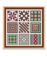 Christmas Ornaments cross stitch chart Cross Stitch Cards - $9.00