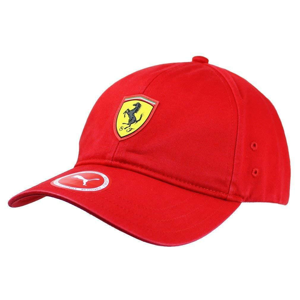 Ferrari PUMA Fan Cap 2018 Red From Japan New - $78.55