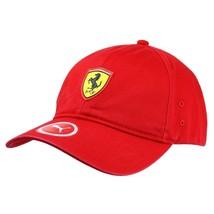 Ferrari PUMA Fan Cap 2018 Red From Japan New - $78.55