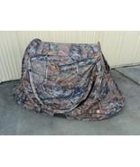 Lucky Bums Quick Camp Tent 1 Man Brown/Black Fi... - $74.11