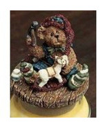 """Boyds Candle Topper""""Tinker..Helping Hands""""Fits small yankee candle~#6512... - $29.99"""