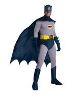 BATMAN CLASSIC 1966 GRAND HERITAGE ADULT MEN COSTUME Adam West TV Show H... - $99.90