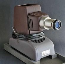 "AOC Delineascope Model MC w American Optical 5"" Lens 2 x 2 Slide Project... - $75.00"