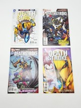 Deathstroke 0 2 3 12 New 52 Volume 2 November 2011 Rob Liefeld DC Comic Book Lot - $28.94