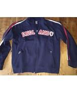 England Football Soccer Jacket Medium - $18.99