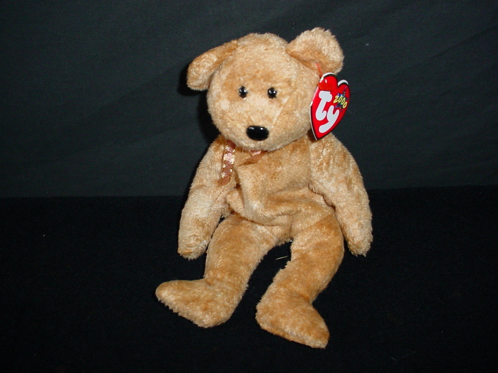 cad71762097 Ty Beanie Babies Cashew Bear Retired Plush and 50 similar items. 57