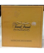 Trivial Pursuit Master Game - Genus II - Special Edition For Diet Coke &... - $6.94