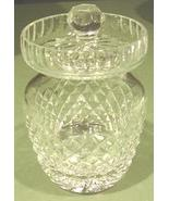 ALANA Waterford Crystal Cut Glass Preserve Jam ... - $83.95