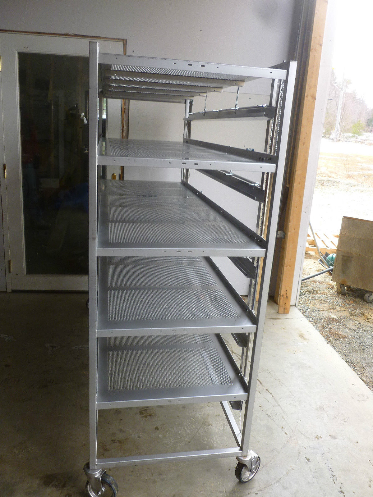 Lab Products Inc Stainless Steel 5 Shelf and 50 similar items
