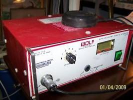 Wolf 2075U Bipolar Electro Surgical Generator - $197.99