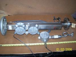 EMCO Engineering Turbo-Bar  Flow Meter Model  TMP-910-2F150 Process Meas... - $1,881.00