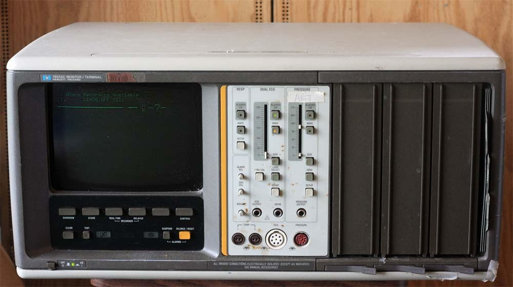 HP 78534C Monitor Terminal   $199