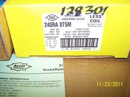 ALCO 240RA 8T5M SOLENOID VALVE REFRIGERANT - $98.01