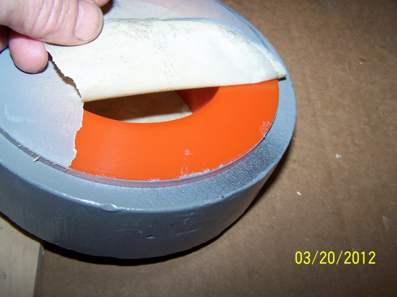 Resistoflex bc pp quot x teflon lined tee pipe fitting